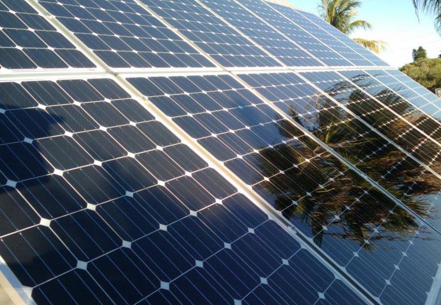 Рівні сонячної інсоляції